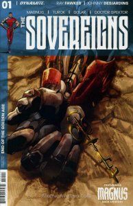 Sovereigns, The #1A VF/NM; Dynamite | save on shipping - details inside