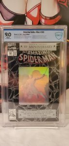 Amazing Spider-Man 365 CBCS 9.0 1st 2099 Spider-man