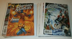 Captain Marvel V4 #0,5,7,12,16,19-21,24-27,29,31,33,34 V5 #4,5,7,9,11,17-19