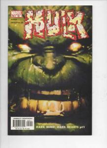 HULK #50, NM, Dark Mind, Bruce Banner, Incredible, 1999 2003, Marvel