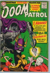 Doom Patrol 101 Feb 1966 VG+ (4.5)