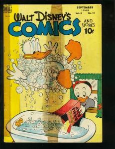 WALT DISNEY'S COMICS AND STORIES #96 CARL BARKS 1948 G