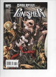 PUNISHER #6, VF/NM, Dark Reign, Rick Remender, 2009, more Marvel in store