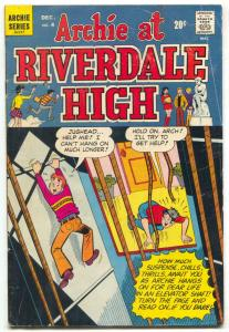 Archie at Riverdale High #4 1972- VG