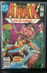 Arak, Son of Thunder #1 (1981)