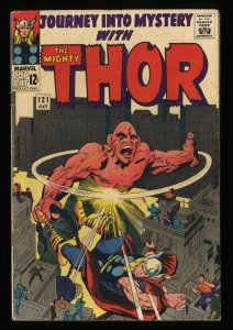 Journey Into Mystery #121 VG+ 4.5 Marvel Comics Thor
