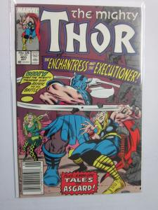 Thor (1962-1996 1st Series Journey Into Mystery) #403 - VF/NM 9.0 - 1989