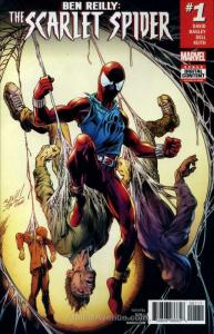 Ben Reilly: The Scarlet Spider #1 VF/NM; Marvel | save on shipping - details ins