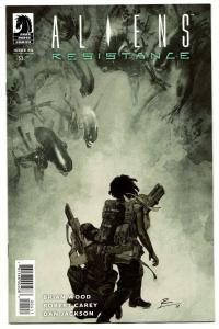 Aliens Resistance #4 Cvr A (Dark Horse, 2019) NM