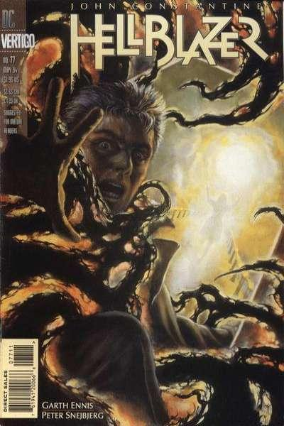 Hellblazer (1988 series) #77, NM (Stock photo)