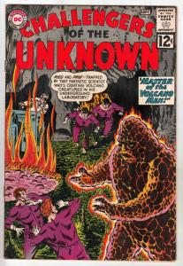 Challengers of the Unknown #27 (Sep-62) VF High-Grade Challengers of the Unkn...