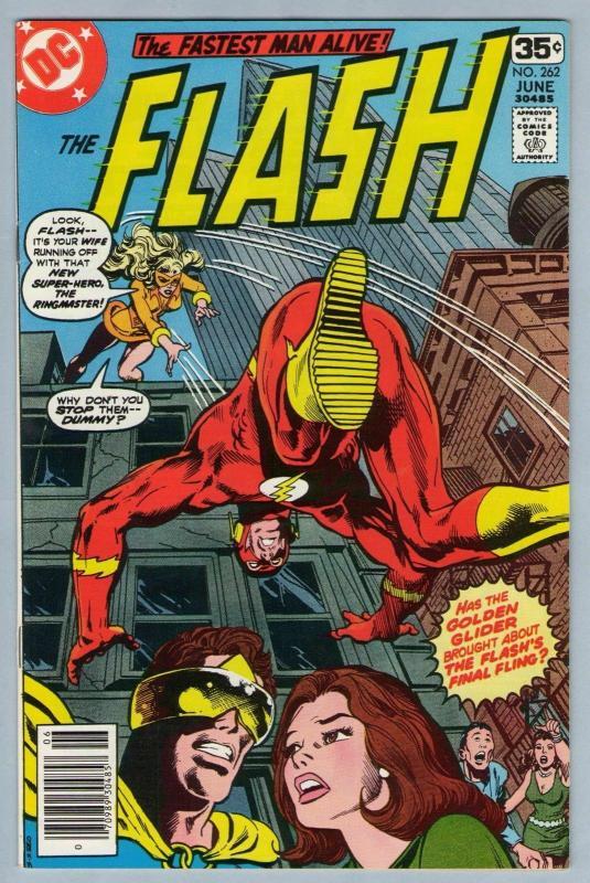 Flash 262 Jun 1978 NM- (9.2)