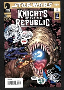 Star Wars: Knights of the Old Republic #21 (2007)