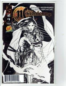DF sketch variant MAGDALENA #1 RON MARZ TOP COW 1st print COMIC BOOK 1/1000 COA