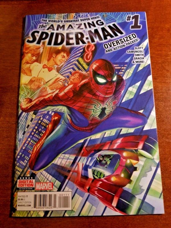 Amazing Spider-Man, The (4th Series) #1 VF/NM; Marvel