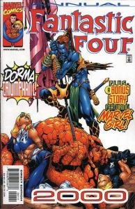 Fantastic Four (1998 series) Annual #2000, NM (Stock photo)