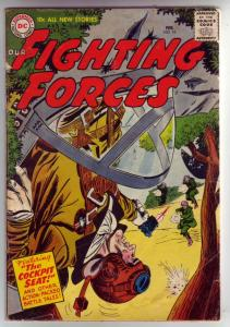 Our Fighting Forces #18 (Feb-57) VG/FN Mid-Grade