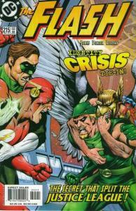 Flash (1987 series) #215, NM (Stock photo)