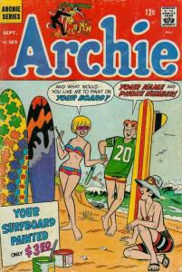 Archie #185 VG; Archie   low grade comic - save on shipping - details inside