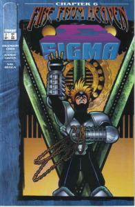 Sigma #2 VF/NM; Image | save on shipping - details inside
