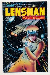Lensman War of the Galaxies (1990) #1 NM