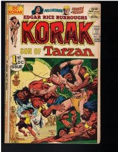 Korak, Son of Tarzan #46 (1972)