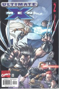 Ultimate X-Men #2 (3-2001) - The Enemy Within - Wolverine - Near Mint