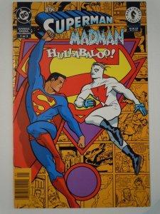 The Superman/Madman Hullabaloo #1 (1997)