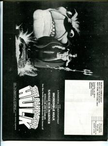FOOM #18 1977-Marvel-John Romita cover & interview-Spider-man calendar-VF