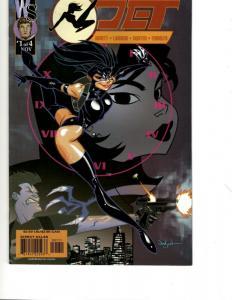 Lot of 9 Wildstorm Comics Jet 1 2 3 4 Wildsiderz 1 2 Texas Chainsaw 3 +MOR J343