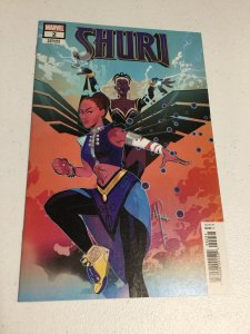 Shuri 2 Richardson 1:25 Variant Nm Near Mint Marvel Comics