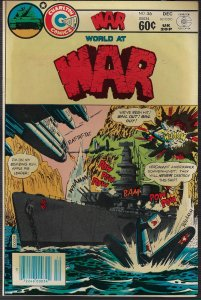 War #36 (Charlton, 1982) NM