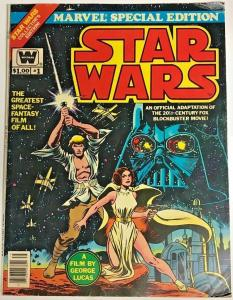 MARVEL SPECIAL EDITION TREASURY#1 FN 1978 STAR WARS WHITMAN BRONZE AGE COMICS