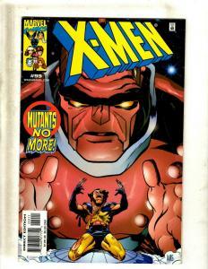 12 X-Men Marvel Comics #99 100 101 102 103 104 105 106 107 108 109 110 EK5
