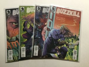 Buzzkill 1-4 1 2 3 4 Lot Run Set Near Mint Nm Dark Horse