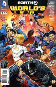 Earth 2: World's End #7, NM (Stock photo)