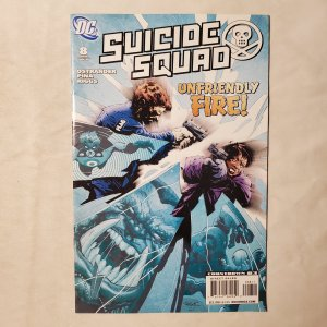 Suicide Squad 8 Very Fine/Near Mint Cover by John K. Snyder
