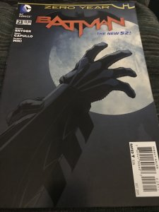 DC Batman Zero Year #23 The New 52 Mint