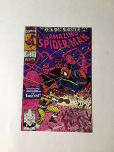Amazing Spider-man 335 Nm Near Mint