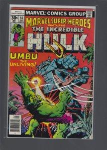 Marvel Super-Heroes #64 (1977)