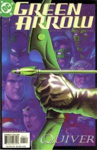 Green Arrow (2001 series) #4, NM- (Stock photo)