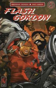 Flash Gordon (Ardden) #5A VF/NM; Ardden | save on shipping - details inside