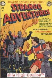 STRANGE ADVENTURES (1950 Series)  (DC) #13 Fine Comics Book