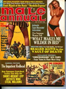 Male Annual-1971-Pussycat-Motorcycles-Sex-Adventure