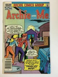ARCHIE & ME (1964-1987)150 VF-NM Apr 1985 COMICS BOOK