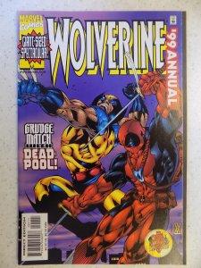 Wolverine 1999 #1 (1999)