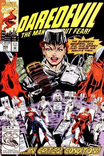 Daredevil (1964 series) #306, NM- (Stock photo)