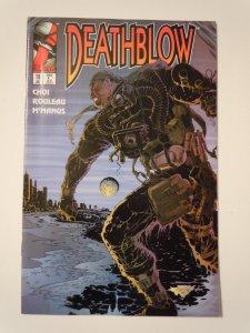 Deathblow #18 (1995)