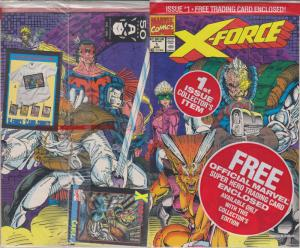 X-Force #1A VF/NM; Marvel   save on shipping - details inside