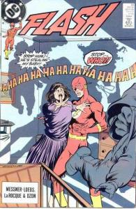 Flash (1987 series) #33, VF+ (Stock photo)